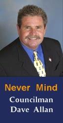 Councilman   Dave  Allan