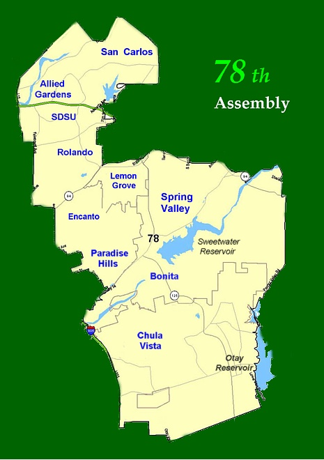 78th   Assembly   district