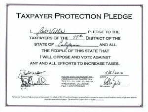 Bill-Wells-Taxpayer-Protection-Pledge
