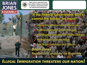 Control the Border