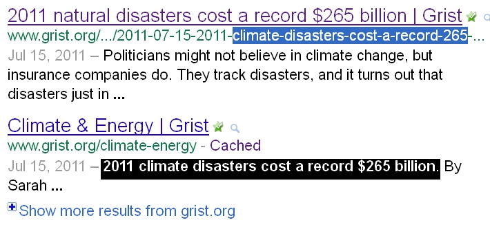 Grist's original bogus headline remains in the URL
