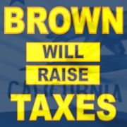 Get Brown to pledge not to raise taxes